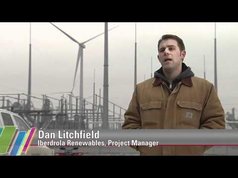 Windmills: Ohio's New Energy-Producing Crop