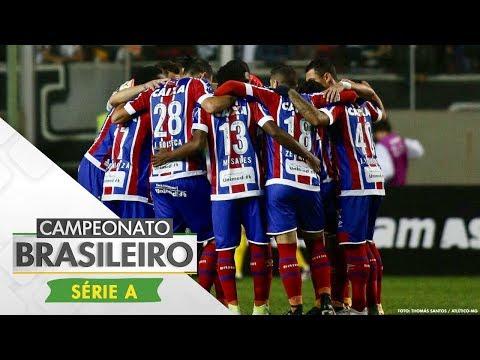 Melhores Momentos - Gols Atlético-MG 0 x 2 Bahia - Campeonato Brasileiro (19/07/2017)