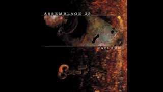 Assemblage 23 - House On Fire (lyrics)