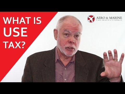 What Is Use Tax [2018]