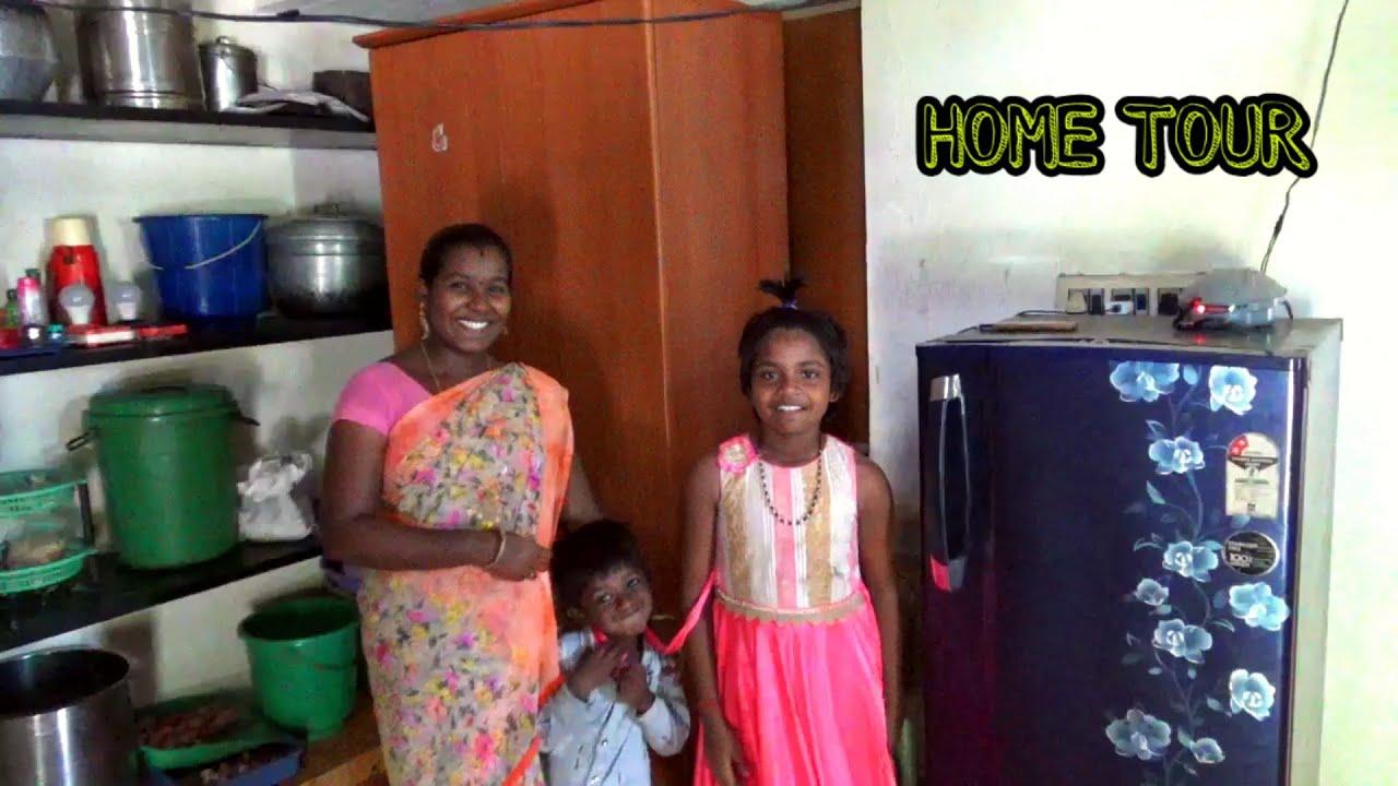 எங்கள் வீடு | HOME TOUR  | Tamil Vlog | Amala Village Food