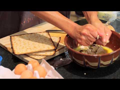 Savory Matzo Brei Recipe