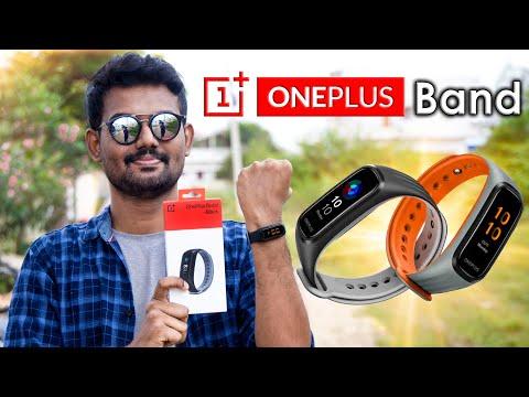 புதுசா வந்த OnePlus Fitness Band 🔥🔥🔥 | OnePlus Band – Unboxing & First Impression  | Tech Boss