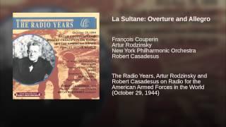 La Sultane: Overture and Allegro