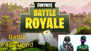 Fortnite: Battle Pass Grind *New Abstract Skin in Item Shop* (Interactive Streamer)