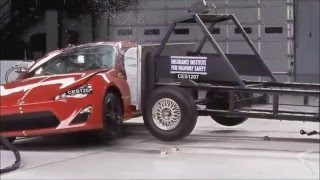 Краш-Тесты (Iihs)/Crash Tests (Iihs) 2013-Part 2.3