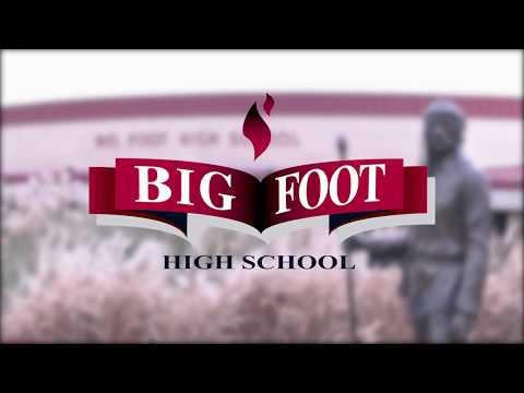 """Big Foot High School - """"Academics"""""""