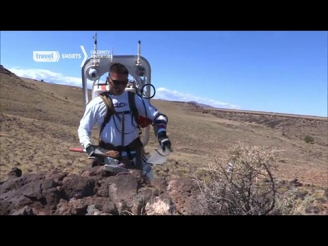 Kjell Heads to Space | Celebrity Adventure Club | Travel Channel Asia