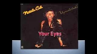 Watch Natalie Cole Your Eyes video