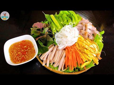 GỎI CUỐN THẬP CẨM thơm ngon hấp dẫn, ăn là ghiền | Bếp Của Vợ