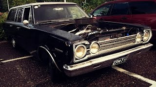 800+HP 1967 Plymouth Belvedere II Revving, Burnouts & More! PERFECT V8 SOUND!