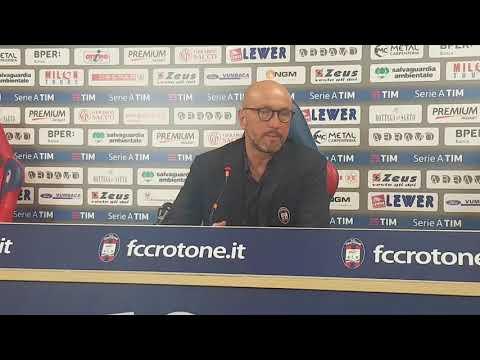 """Conferenza Zenga post Roma: """"Non parlo dell'arbitro, sono un professionista serio"""""""