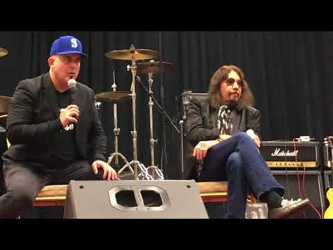 Ace Frehley Complete Q&A Day 1 - Indy KISS Expo 2018