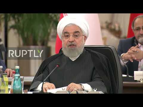 Turkey: Erdogan, Putin and Rouhani discuss Syrian settlement in Ankara