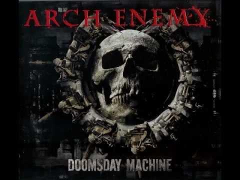 Клип Arch Enemy - Machtkampf
