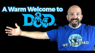 HOW TO INTRODUCE NËW PLAYERS TO D&D | part 1 - The core of what dungeons and dragons is all about