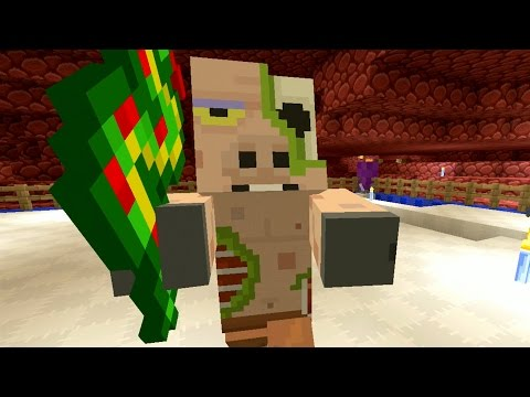 Minecraft Xbox - Quest To Kill The Wither (10)