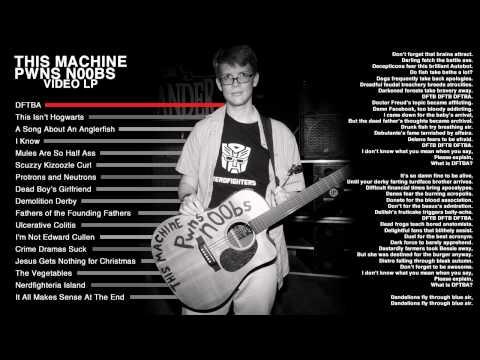DFTBA by Hank Green - Video LP