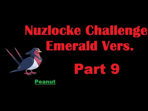 """Nuzlocke Challenge: Emerald: Part 9: """"Slateport and the Bouncy House of Death"""""""