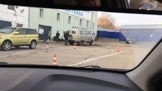 Автодром ,параллельная парковка