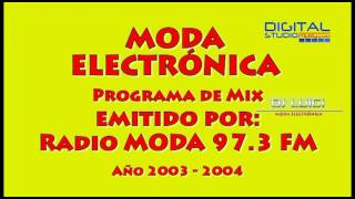 MODA ELECTRONICA: Moduralude - Emitido por Radio MODA Año 2003 - 2004 (Sin Cuña)