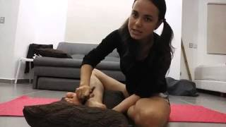 Рефлекторный массаж стоп 2