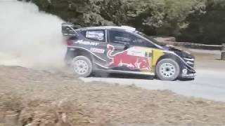 2018 Goodwood Festival of Speed - Rally Action!