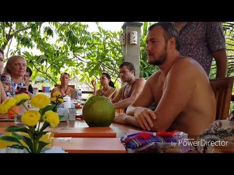 Встреча на Бали с Сергеем Долматовым февраль 2018 г