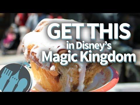 GET THIS in Disney's Magic Kingdom!!