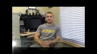 Criminal Justice at the University of Minnesota, Crookston - Student Matt Johnson