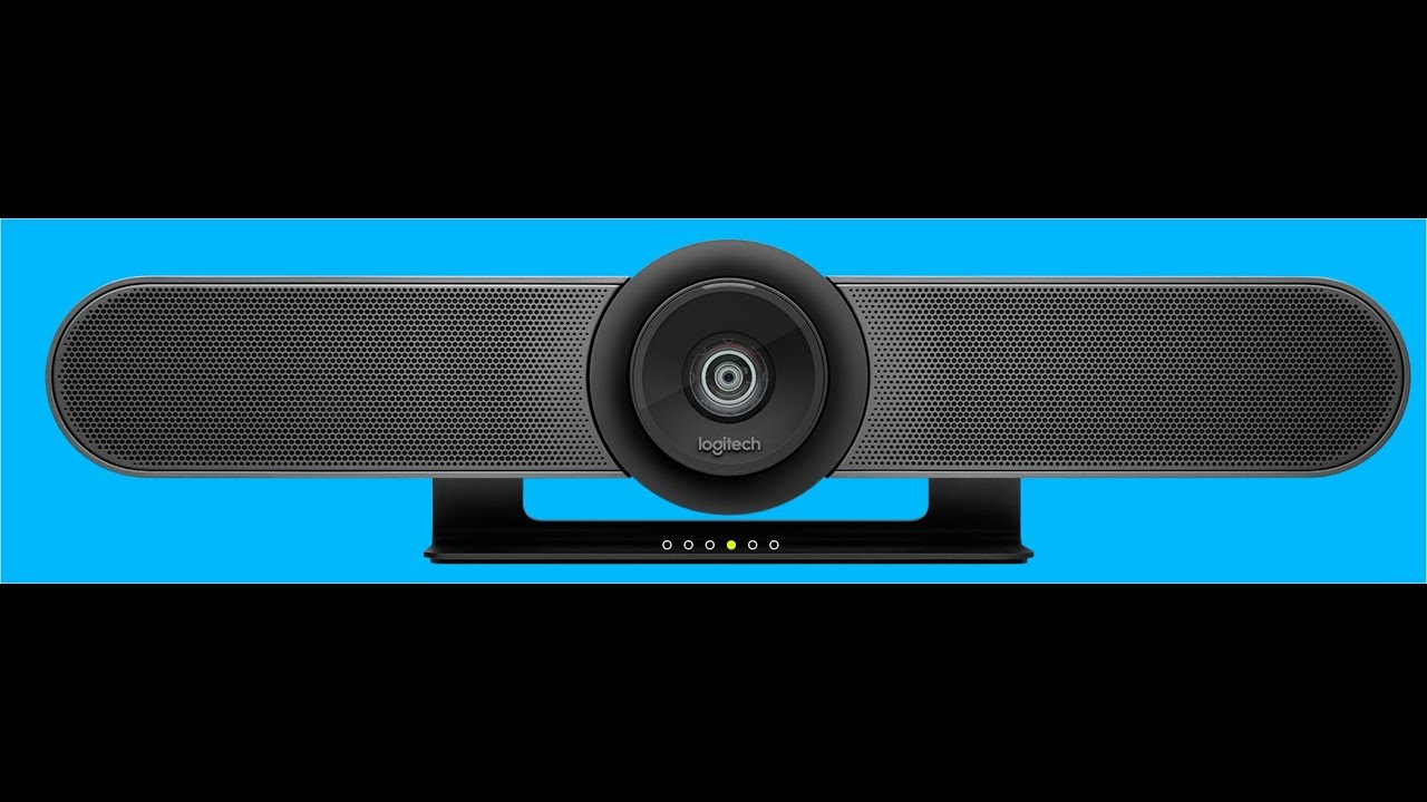 c30780b9203 Review of Logitech Conference Cam