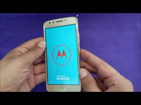 Motorola Moto E4 How To Hard Reset For Metropcs\T-mobile\Verizon