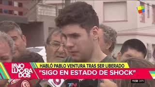 """Pablo Ventura: """"Sigo shockeado; estoy triste"""" thumbnail"""