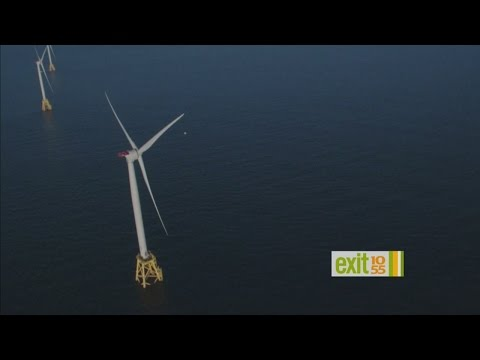 Gov. Cuomo Touts Clean Energy Future For Long Island
