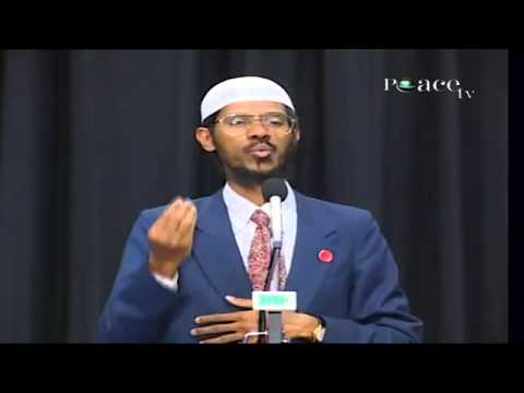 Family Values In Islam Debate (Dr Zakir Naik Vs Dr Reverend William)