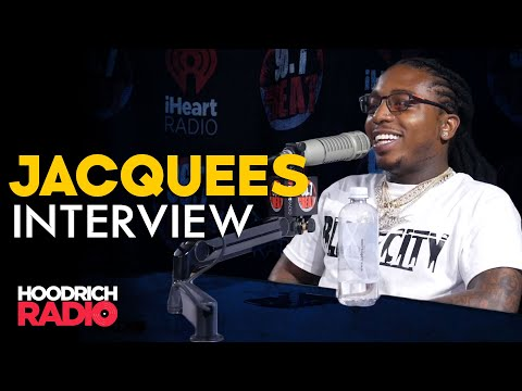 DJ Scream - Jacquees Talks Hot For Me, Growth, Sophomore Album, Cuffing Season & More!