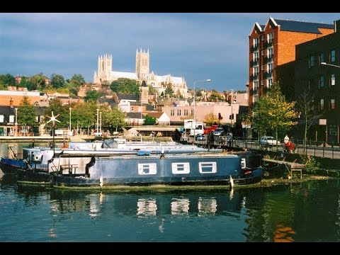 Places to see in ( Lincoln - UK ) Brayford Pool