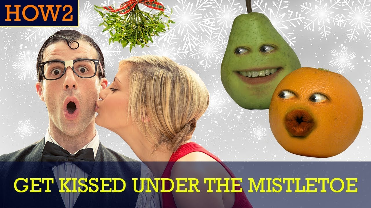 how2-how-to-get-kissed-under-the-mistletoe
