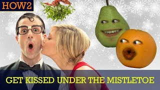 HOW2: How to Get Kissed Under the Mistletoe