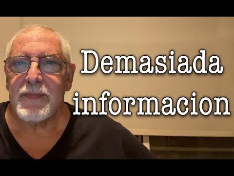 Jorge Bucay - Demasiada Información