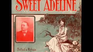 barbershop quartet you re the flower of my heart sweet adeline edison cylinder 8677 1904