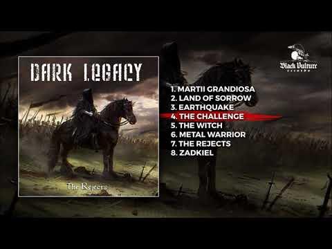 Dark Legacy - The Rejects (Album sampler)
