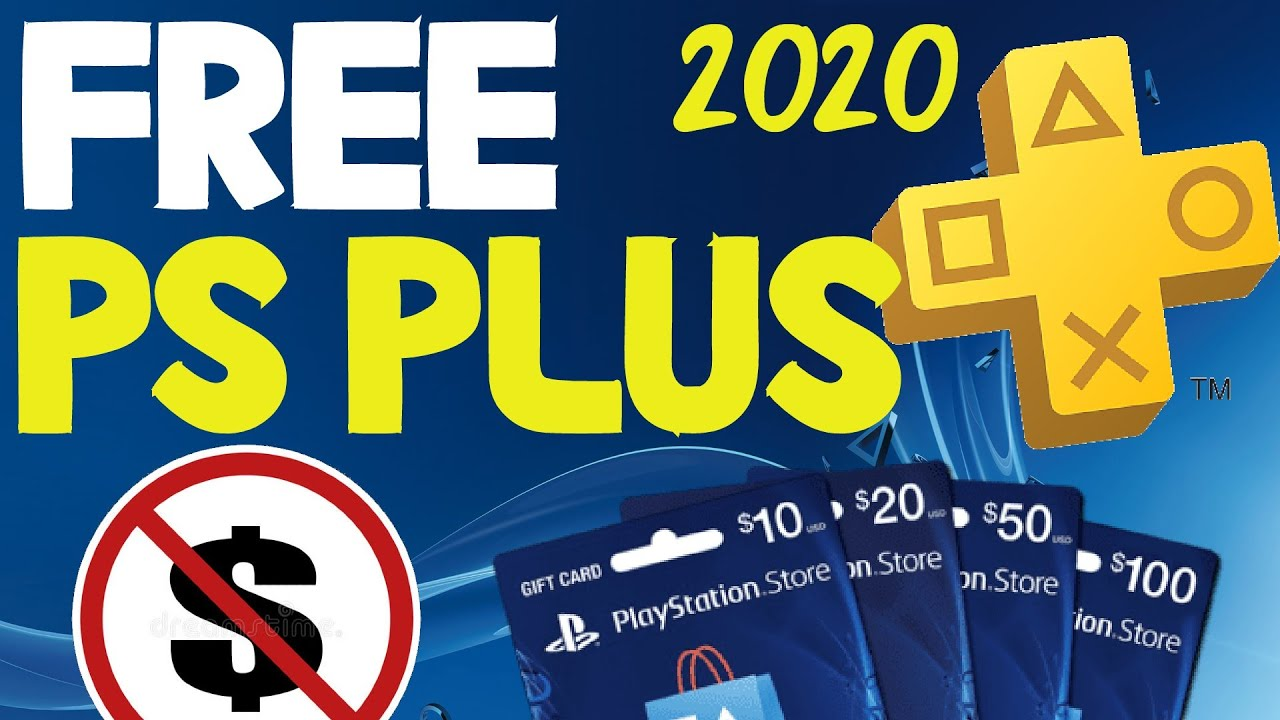 *NEW* How to get FREE PLAYSTATION PLUS! UNLIMITED FREE PS PLUS Method 2020! *Working* (August 2020)