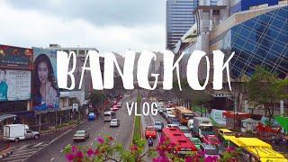 VLOG Таиланд: Бангкок день 1 | Шоппинг, Торговые Центры, Супермаркет | Thailand Bangkok