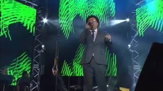 Rubén Blades con Roberto Delgado & Orquesta en vivo - María Lionza.