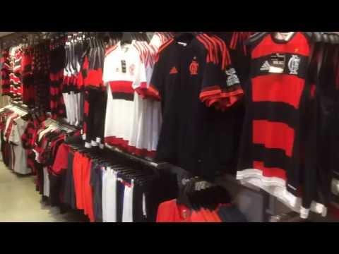 Uma Senhora Loja do Flamengo!!!!!!