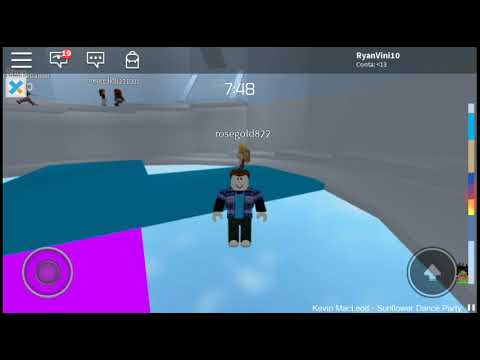 Download Roblox- SUBA A TORRE GIGANTE ( tower of hell )