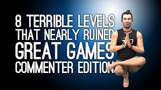 8 Terrible Levels That Nearly Ruined Great Games: Commenter Edition