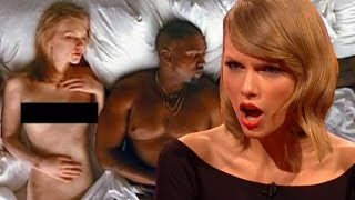 Celebrities React To Kanye West's 'Famous' Music Video!