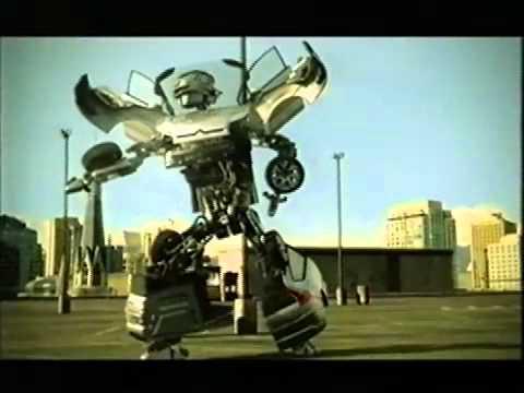 Citroen ad (music by Juan Carlos Arenas)